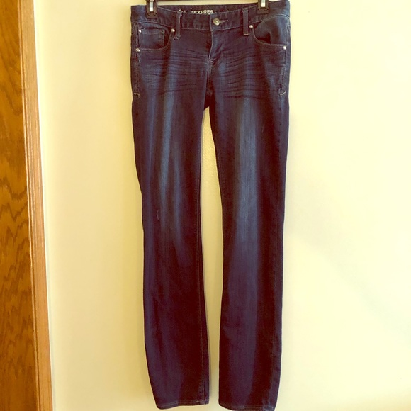Express Denim - EUC Express Skinny Jeans